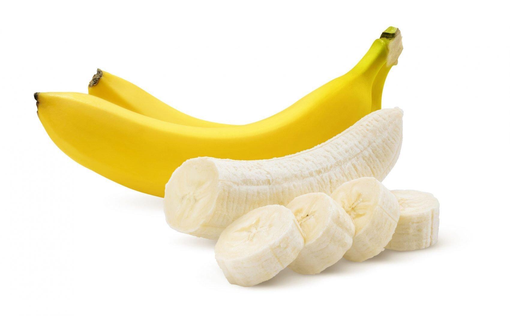 banane intere e banana a fette per caramelle artigianali terranova siciliane made in italy