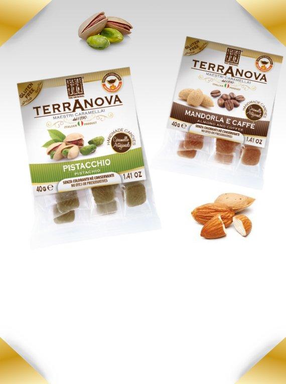 terranova caramelle novità