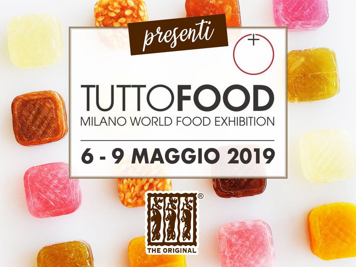 le caramelle artigianali siciliane carrube terranova al tuttofood di milano